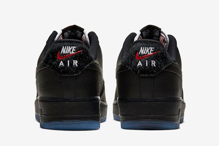 Nike Air Force 1 Low Chicago Ct1520 001 Heel
