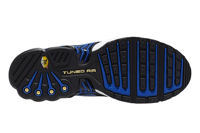 Nike Air Max Plus Iii Blue Sole