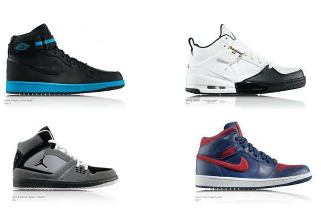 Jordan Lookbook Sneakers 5 1