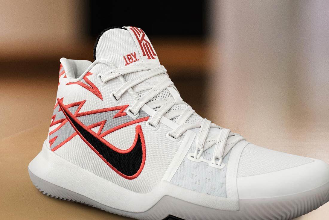 Nike Kyrie 3 Lightnign Pe 1
