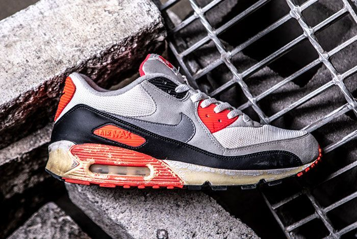 Finally! The Nike Air Max 90 'Infrared' Retro Gets a Release Date ...