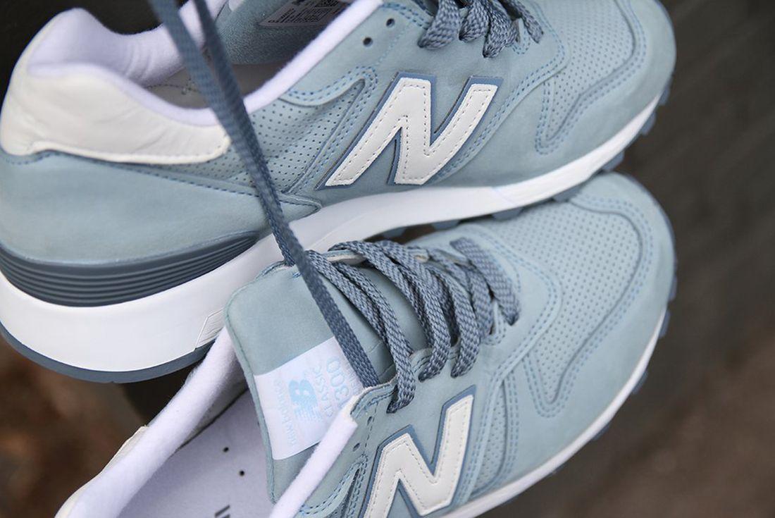 New Balance 1300 Made In Usa Chambray
