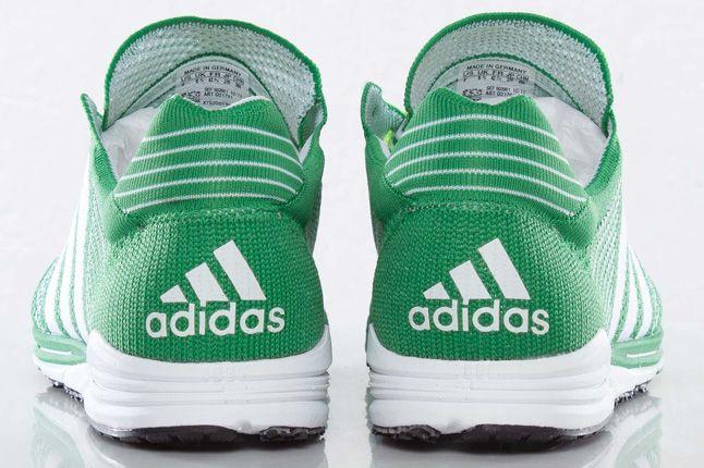 Adidas Primeknit Olympics Prime Green Heels 1