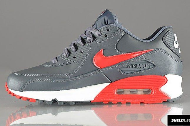 Nike Buckeyes Air Max 90 1