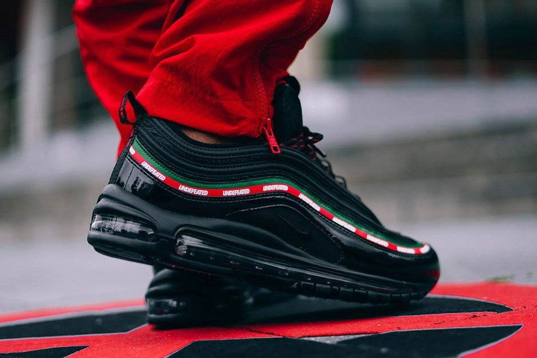Undefeated Nike Air Max 97 8