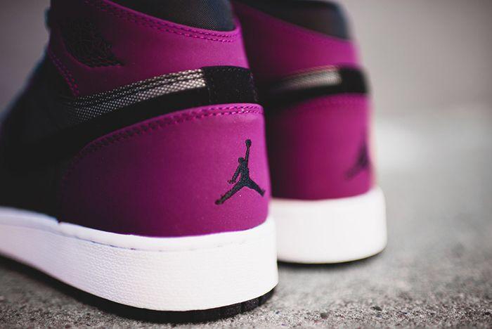 Air Jordan 1 Gg Mulberryblue Lagoon3