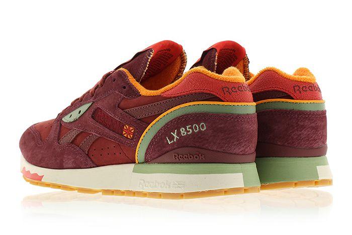 Packer Shoes X Reebok Lx 8500 Four Seasons 2