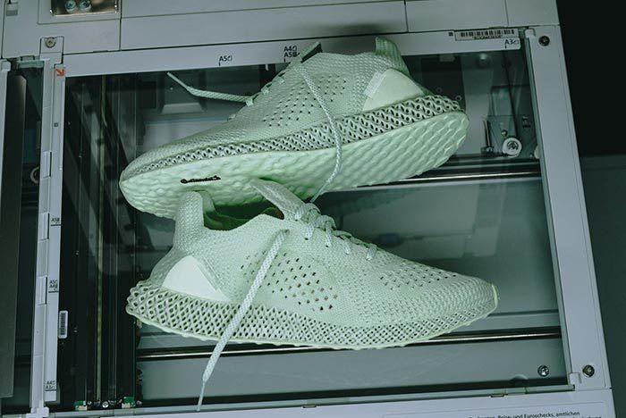 Daniel Arsham Adidas Futurecraft 4 D 3