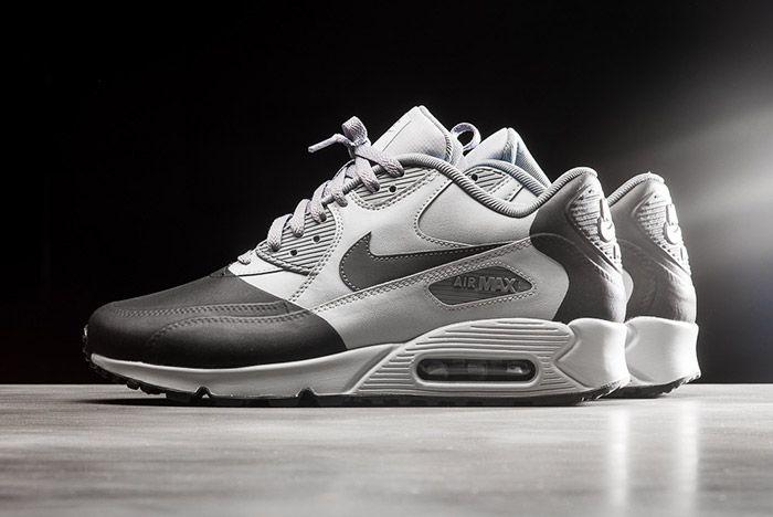 Nike Air Max 90 Premium Se Wolf Grey 1