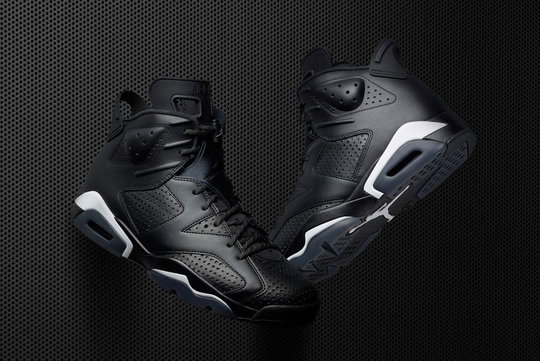 Air Jordan 6 Black Cat10