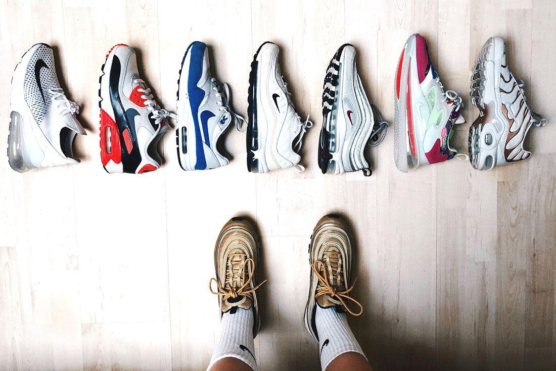 Nike Female Sneakers Air Maxes Annika