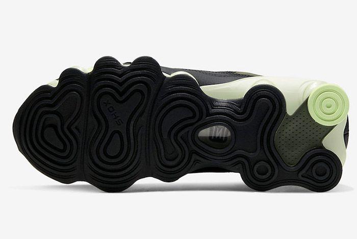 Nike Shox Nova At8046 001 Sole