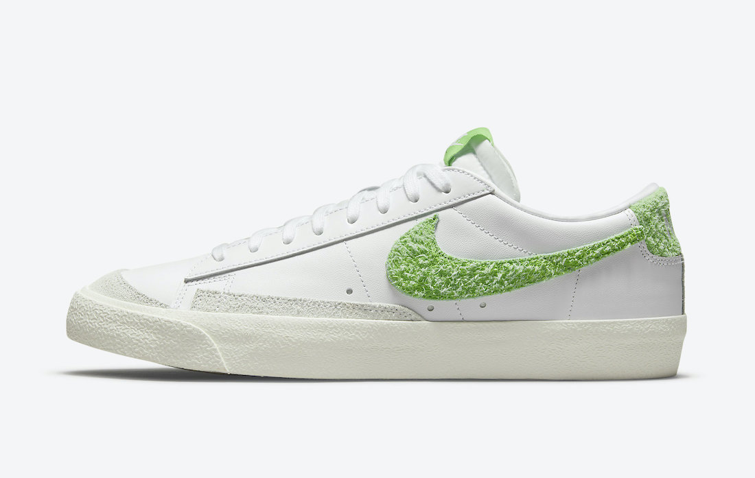 Nike Blazer Low Football Soccer Turf Swoosh