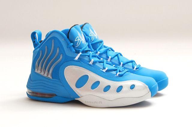 Nike Sonic Flight Electric Blue 2