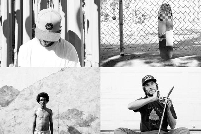 Nike X Stussy Ss Off Mountain Series Skate Pics 1