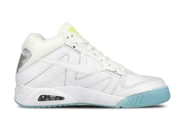 Nike Air Tech Challenge 3 White Volt Ice 5