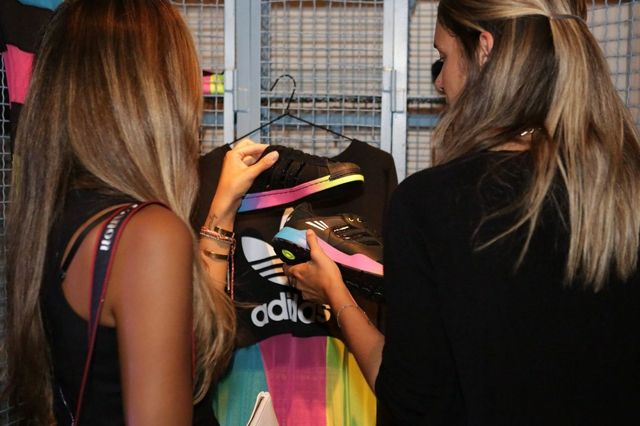 Adidas Originals Rita Ora Launch 3
