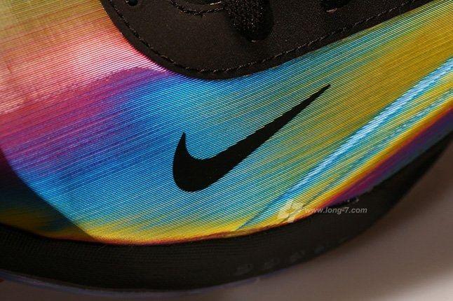 Nike Vis Zoom Hyperflight Hologram Midfoot Toe Detail 1