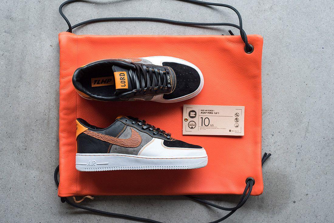 Bespoke Ind Aap Ferg Nike Air Force 1 Sneaker Freaker 4