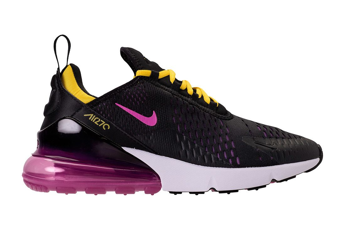 Nike Air Max 270 Hyper Grape Medium Olive 13