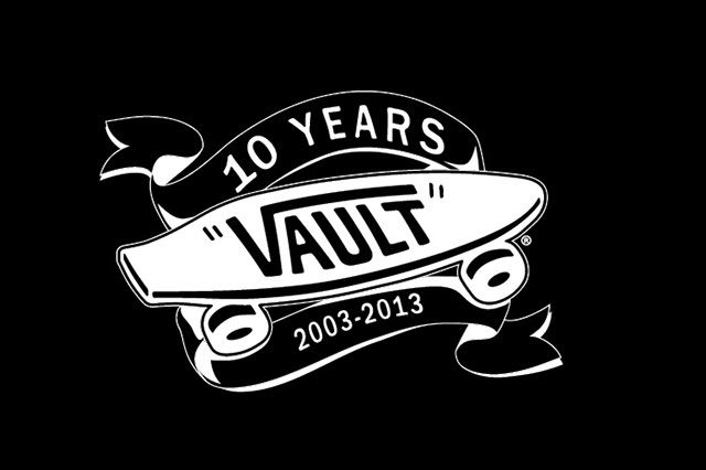 Vans Vault 10Year Logo 2013