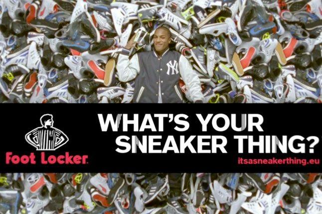 Foot Locker Sneaker Thing 1