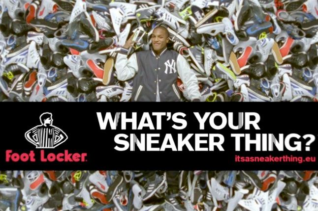 Foot Locker Sneaker Thing 1