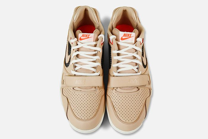 Nike Air Trainer 2 Vanchetta Tan 4
