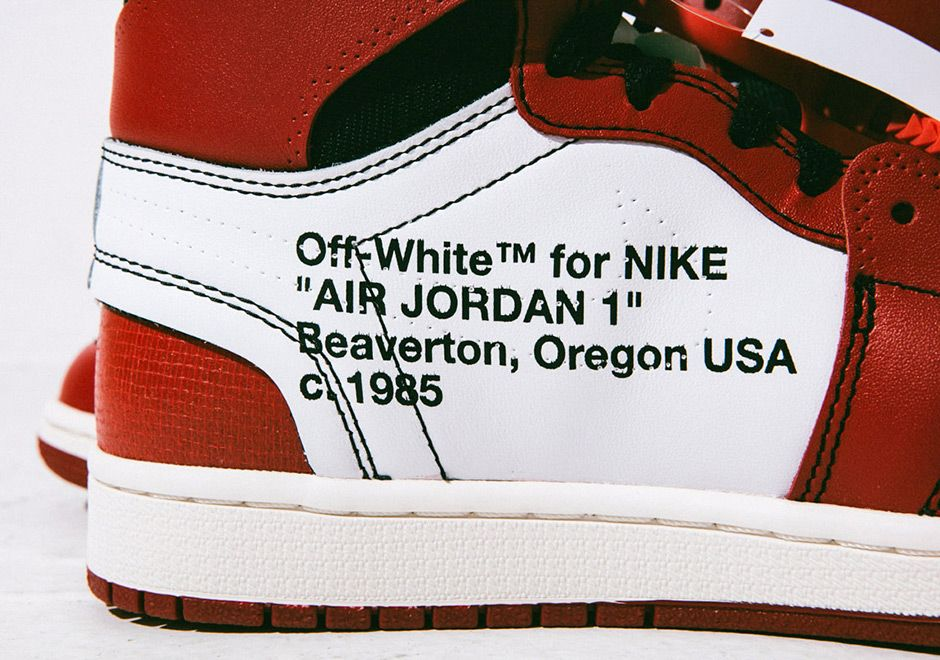 Air Jordan Off White Packaging 2 1