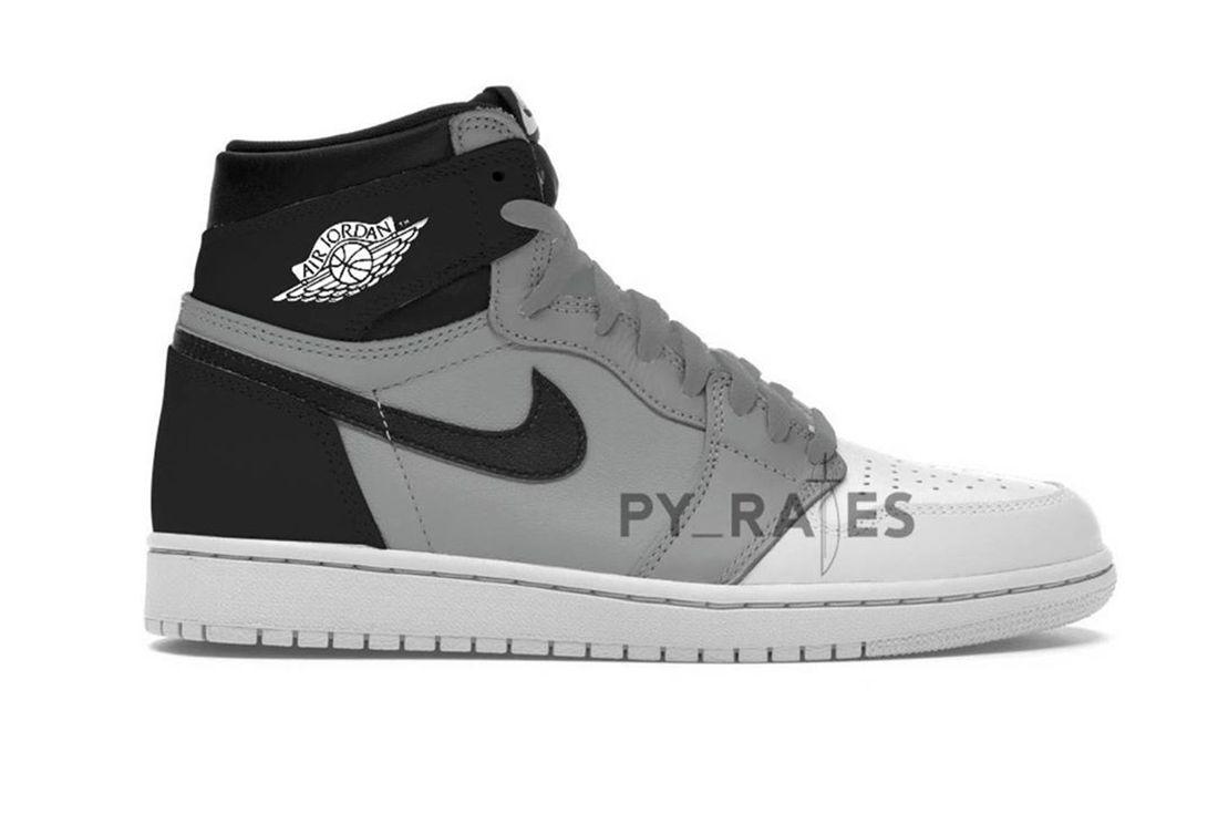 Air Jordan 1 Smoke Grey Right