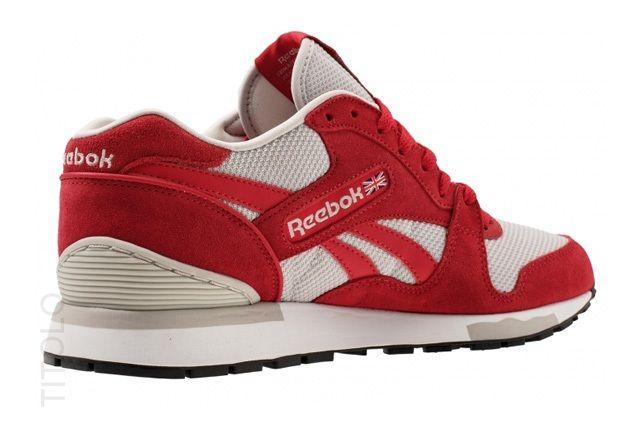 Reebok Gl 6000 Red Steel 3