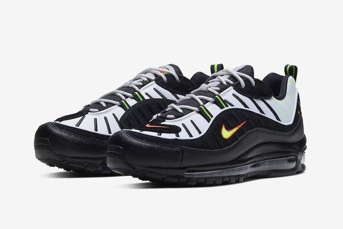 Nike Air Max 98 Neon Pair