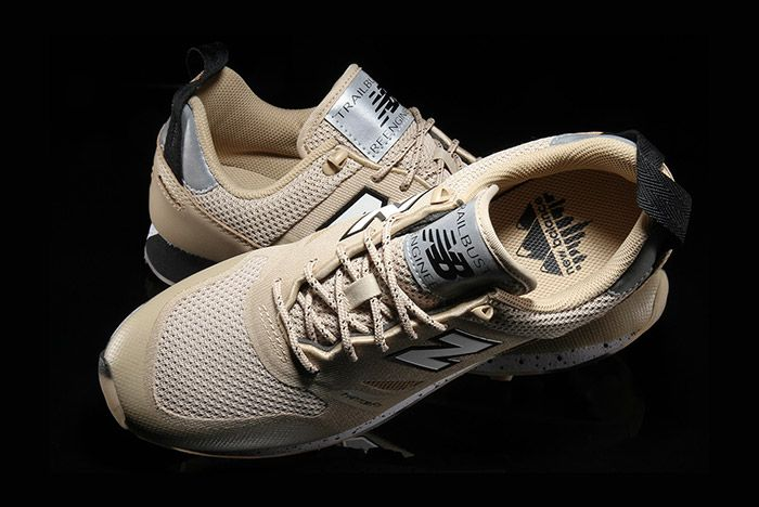 New Balance Trailbuster Reengineered Beige Incense 2