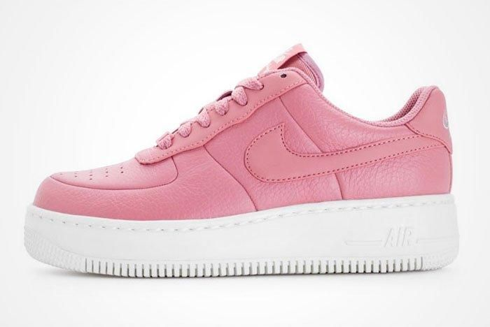 Nike Air Force 1 Upstep Red Stardust Thumb