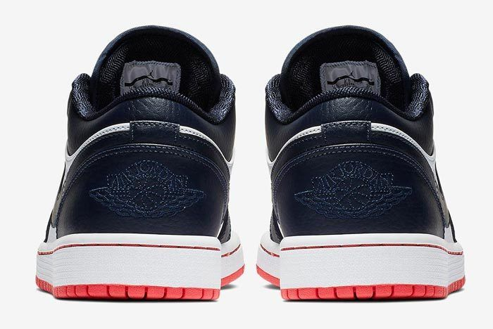 Air Jordan 1 Low Obsidian 5
