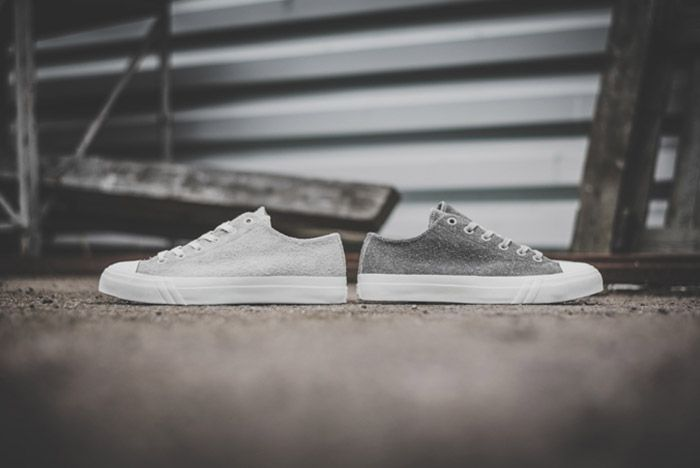 Pro Keds Royal Low Hairy Suede Pack