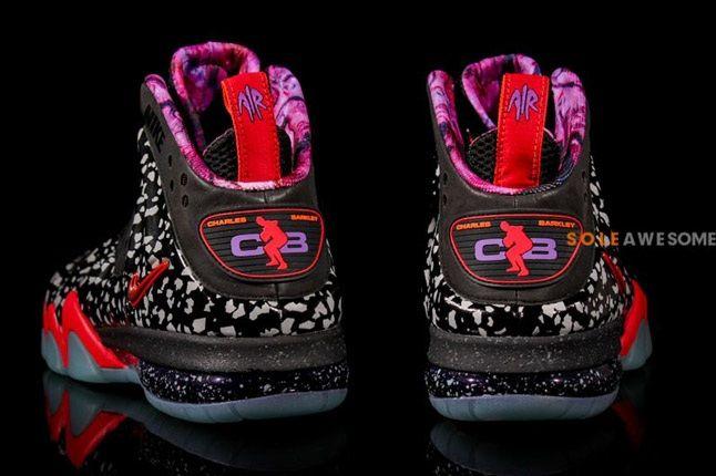 Nike Barkley Posite Max Galaxy Raygun Pair Heel 1