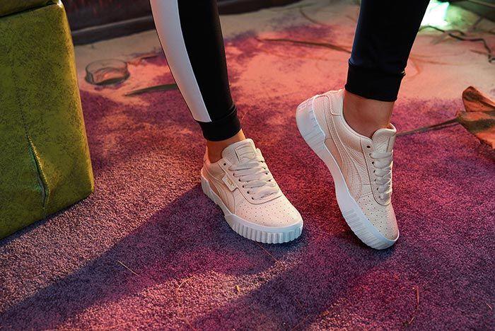 Puma Cali Sneaker Womens 1