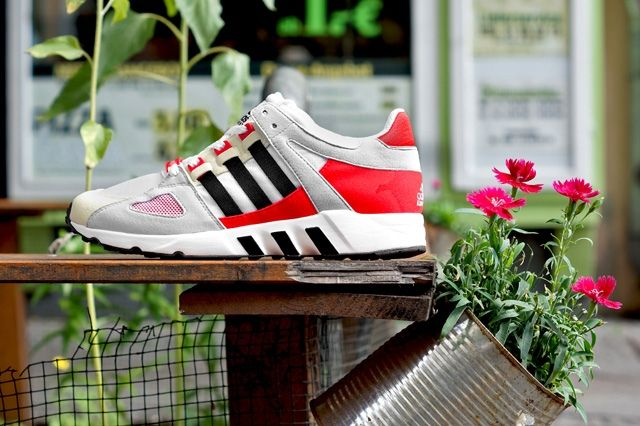 Adidas Guidance 93 Og Red Bumperoo 1