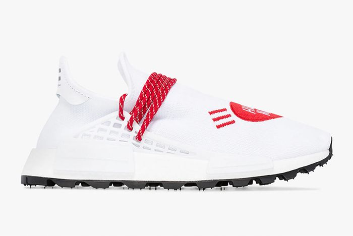 Adidas Pharrell Human Made Hu Nmd Love Right Side Shot