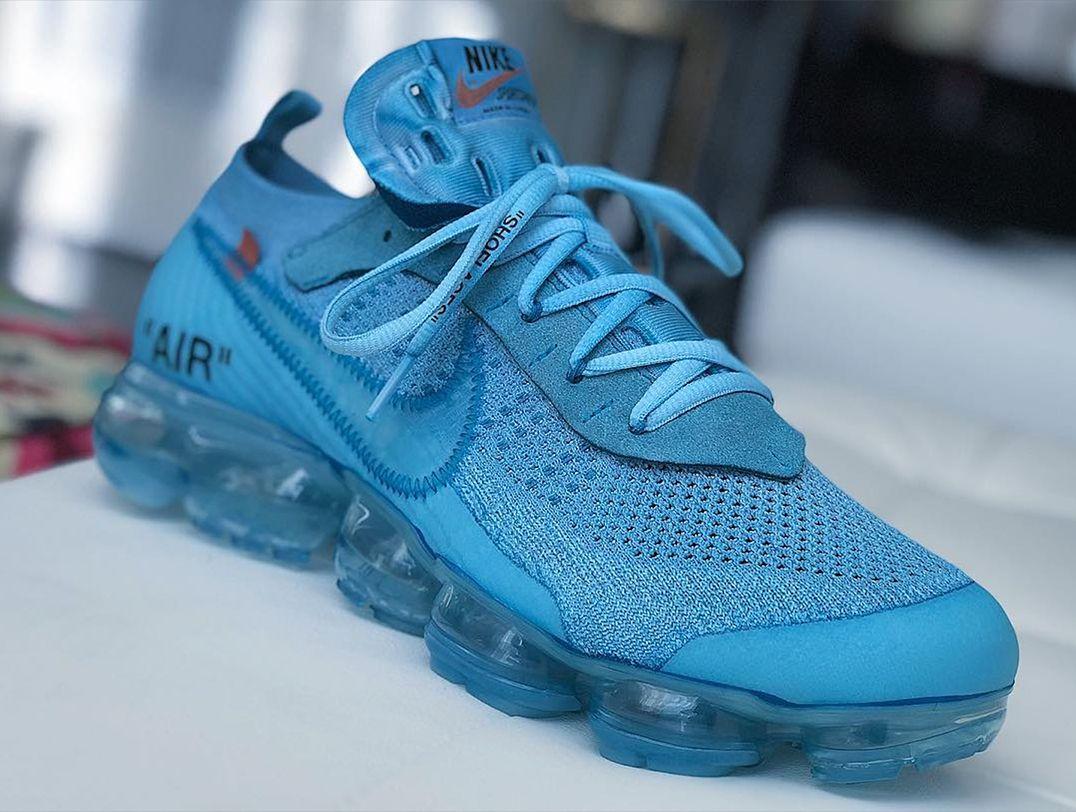 Off White Nike Air Vapormax Custom 5