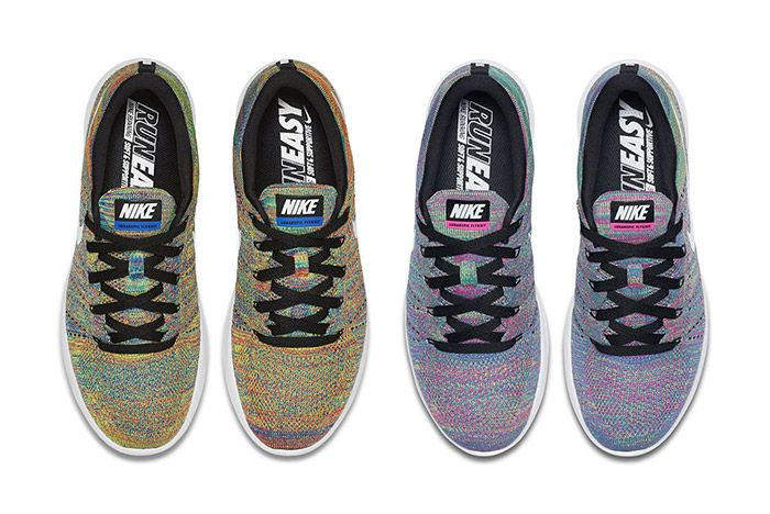 Nike Lunarepic Flyknit Low Multicolour Pack