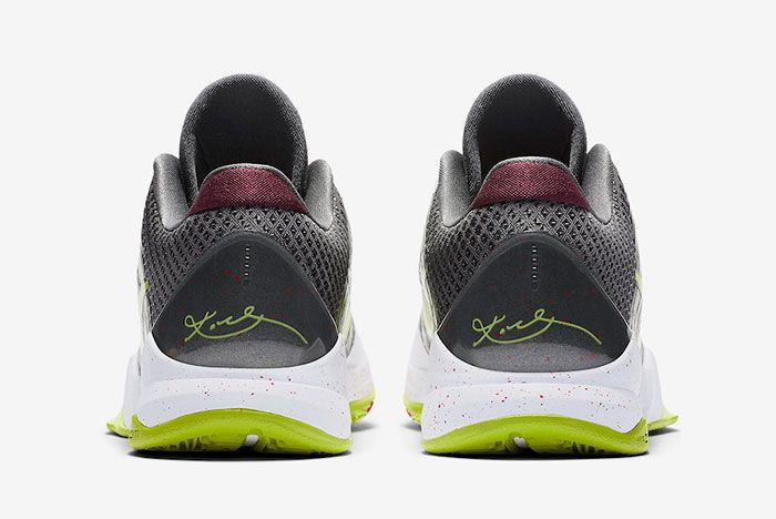 Nike Kobe 5 Protro Chaos Joker Cd4991 100 Heel