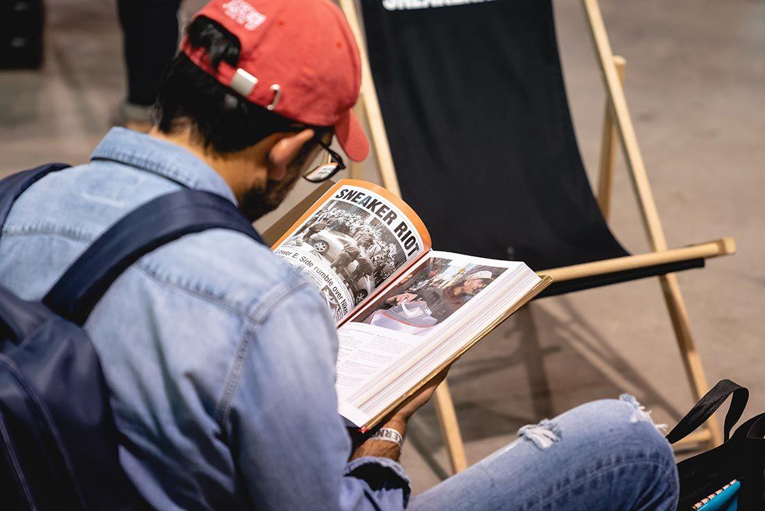 Sneakerness Paris Ultimate Nseaker Book