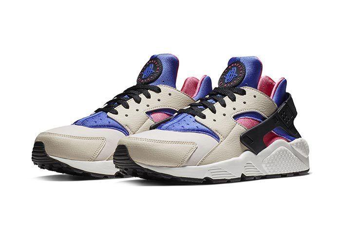 Nike Air Huarache Purple 2