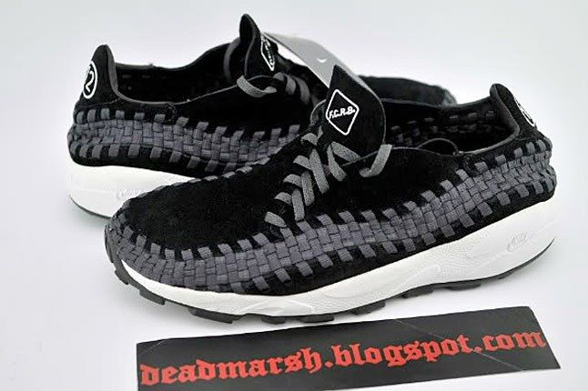 Nike Fcrb Woven Footscape 1