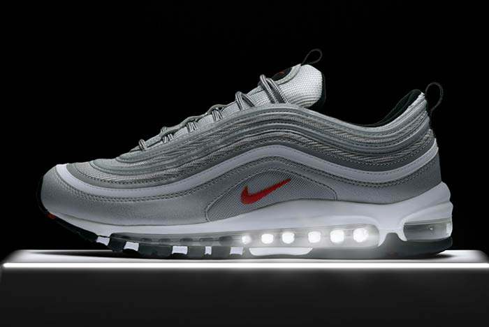 Nike Air Max 97 Silver Bullet Feature
