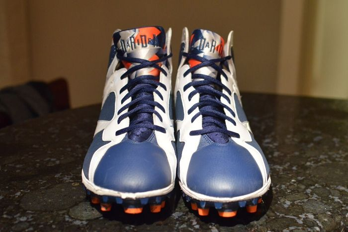 Air Jordan 7 Cleat 9