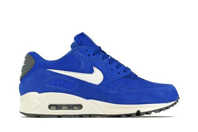 Nike Am90 Royal Blue Profile 1