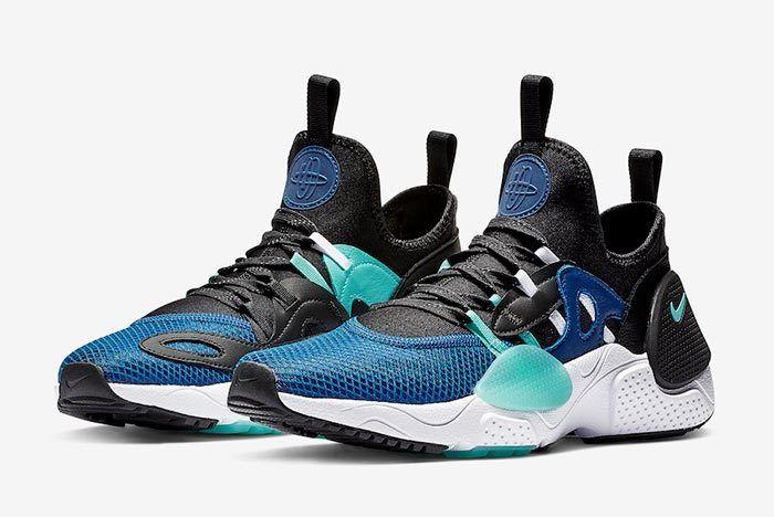 Nike Air Huarache Edge Indigo 1